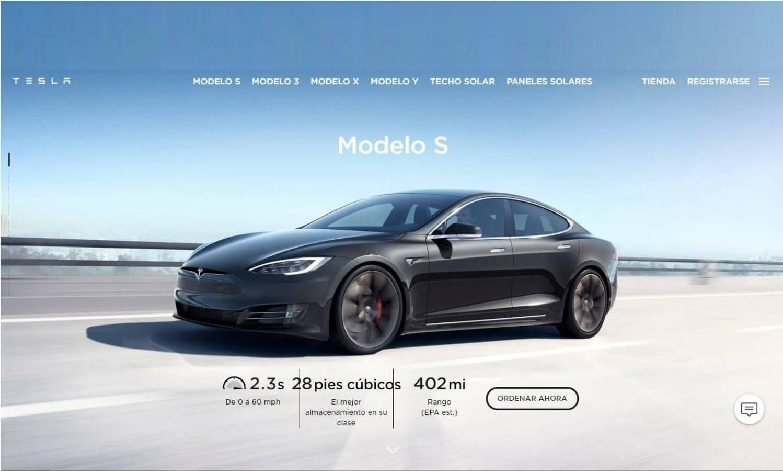 Tesla Model S 402 Miles