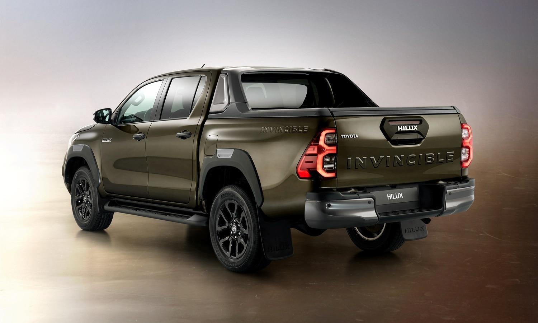 Toyota Hilux EL 2020