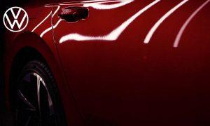 Volkswagen Arteon 2021 teaser