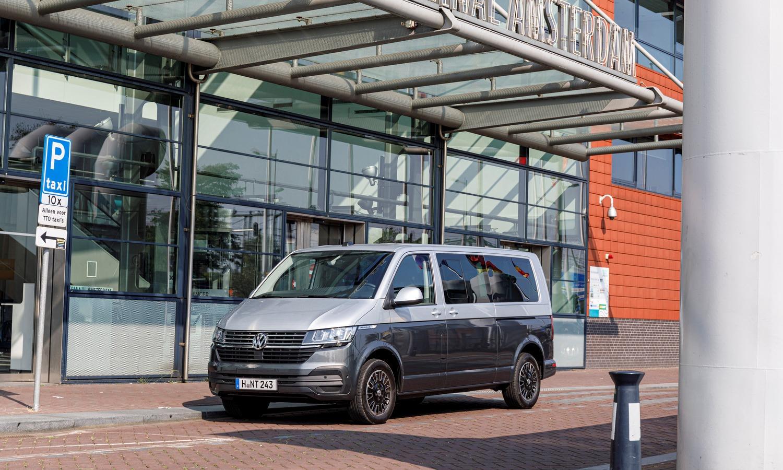 Volkswagen Transporter Bulli T6.1 Caravelle