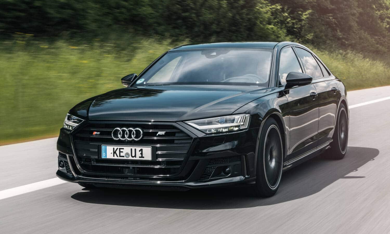 Audi S8 ABT 700 CV