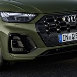 Audi Q5 restyling frontal