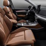 Plazas delanteras Audi Q5 restyling
