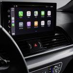 Audi Q5 restyling pantalla táctil