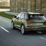 Audi Q5 dinámica