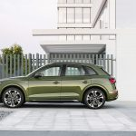 Audi Q5 restyling lateral