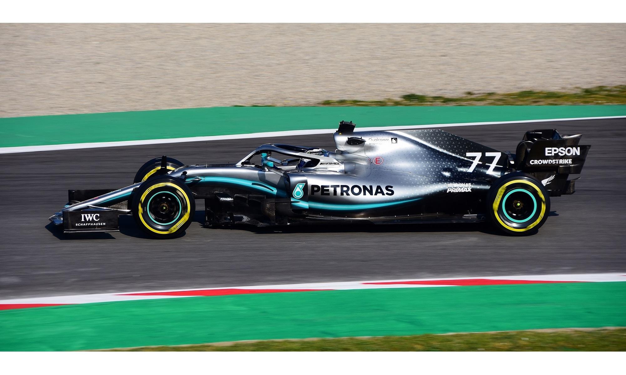 Mercedes F1, Valtteri Bottas