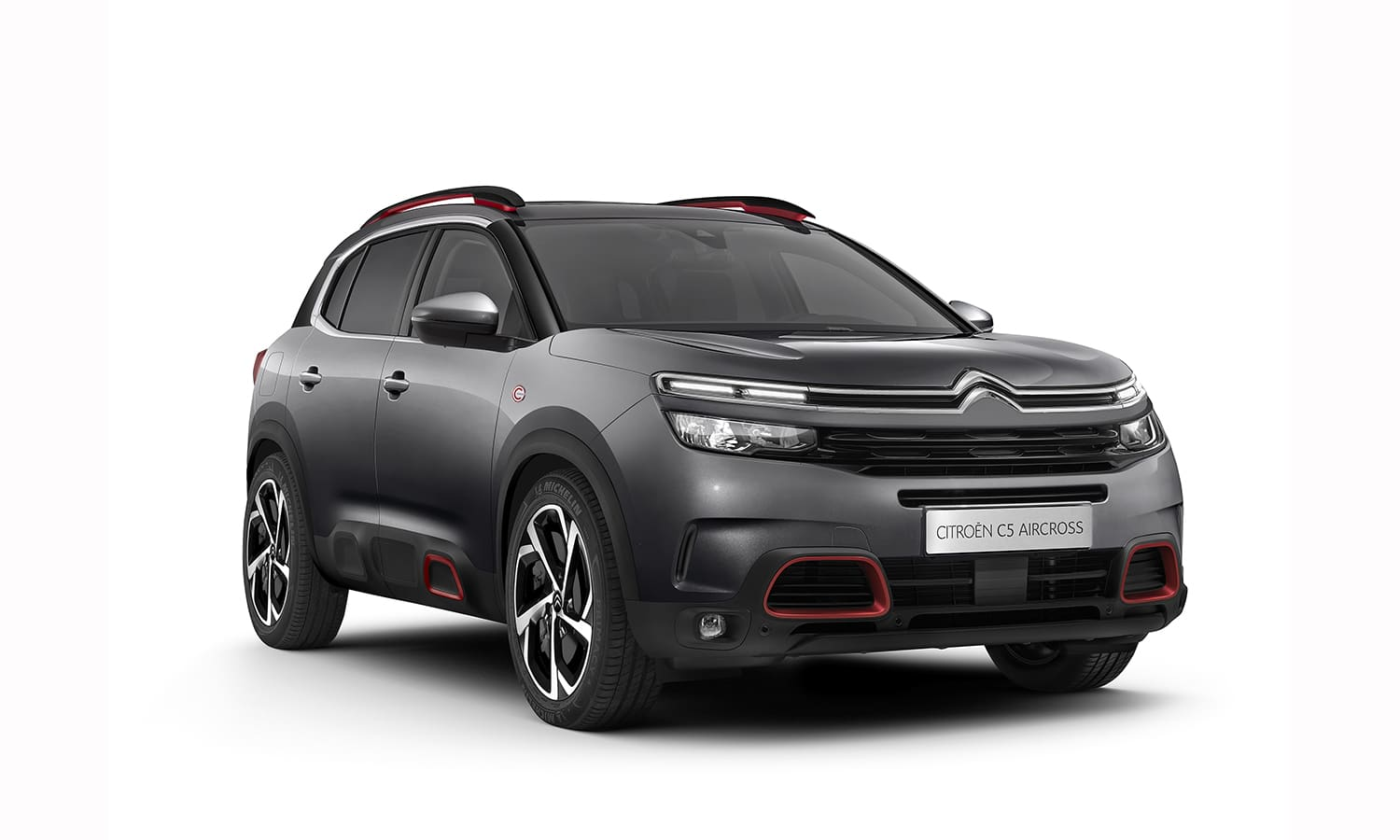 Citroën C5 Aircross C-Series frontal