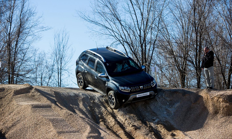 Dacia Duster edición limitada aniversario GLP