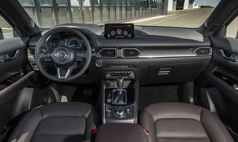 Mazda CX-5 salpicadero
