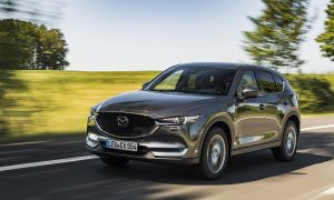 Mazda CX-5 2020 dinámica
