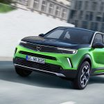Opel Mokka eléctrico dinámica