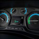 Opel Zafira-e cuadro instrumentos