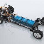 Opel Zafira-e baterías