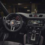 Porsche Cayenne Coupé GTS interior