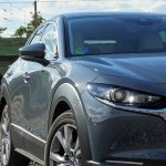 Mazda CX-30 faros LED