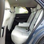 Plazas traseras Mazda CX30