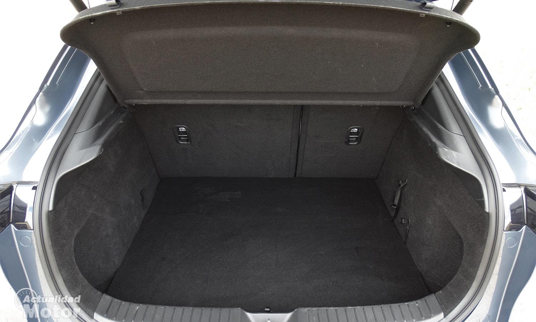 Maletero del Mazda CX-30
