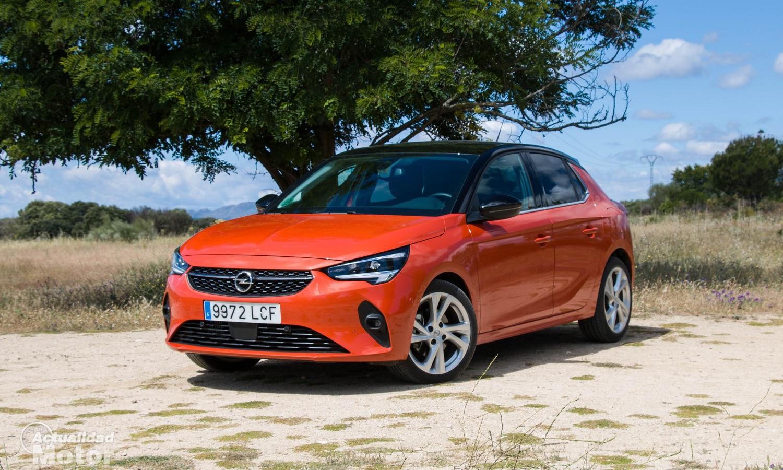 Prueba del Opel Corsa 1.2T 100 CV Elegance