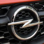Logo Opel frontal