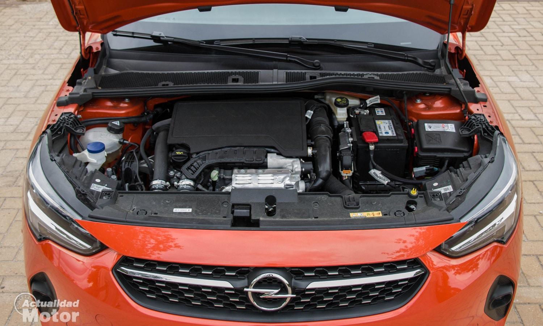 Motores del Opel COrsa