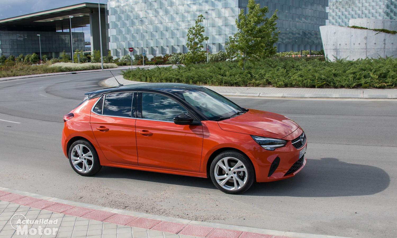 El Opel Corsa es un coche cómodo