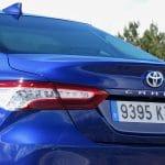 Tapa maletero Toyota Camry 220H