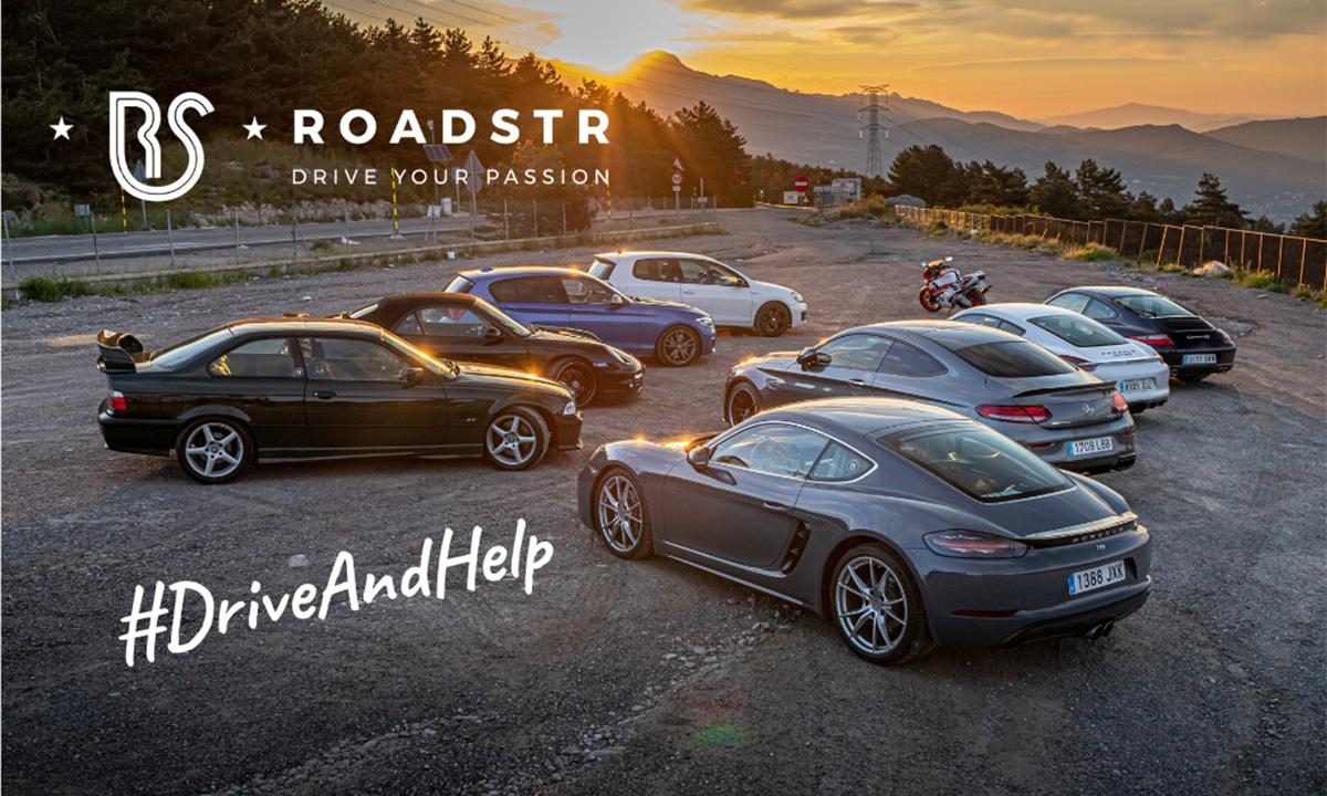 Drive and Help Roadstr