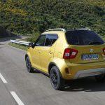 Suzuki Ignis trasera