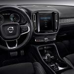Volvo XC40 T4 Recharge interior
