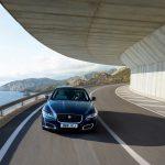 50 years of Jaguar XJ front
