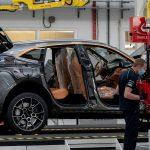 Aston Martin DBX start of production 2020