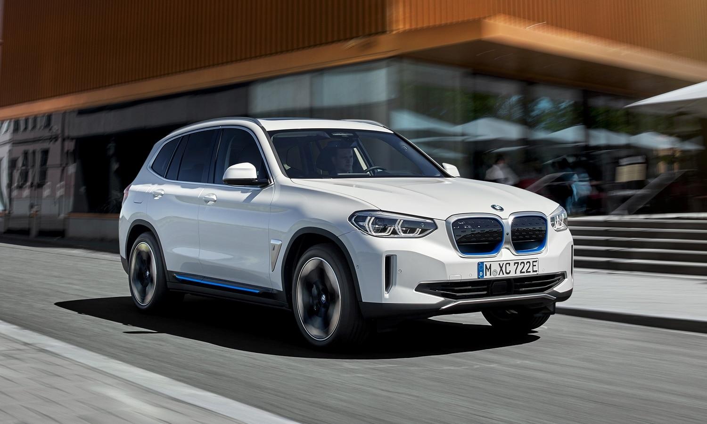 BMW iX3 precio