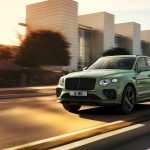 Bentley Bentayga 2021 - Alpine Green