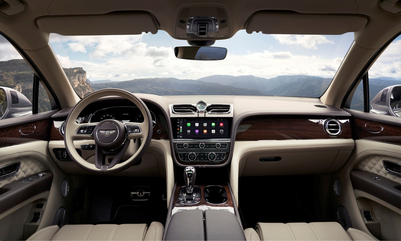 Bentley Bentayga 2021 - Hallmark