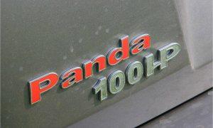 Fiat Panda Sport II 100HP logo