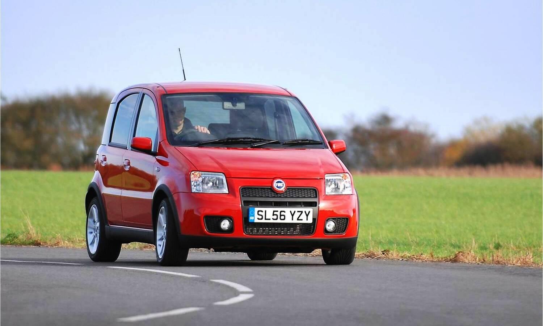 Fiat Panda Sport II front
