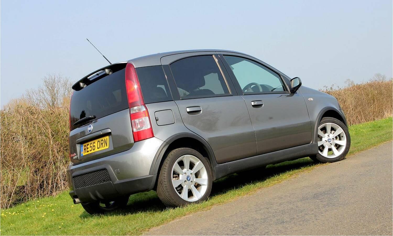 Fiat Panda Sport II rear