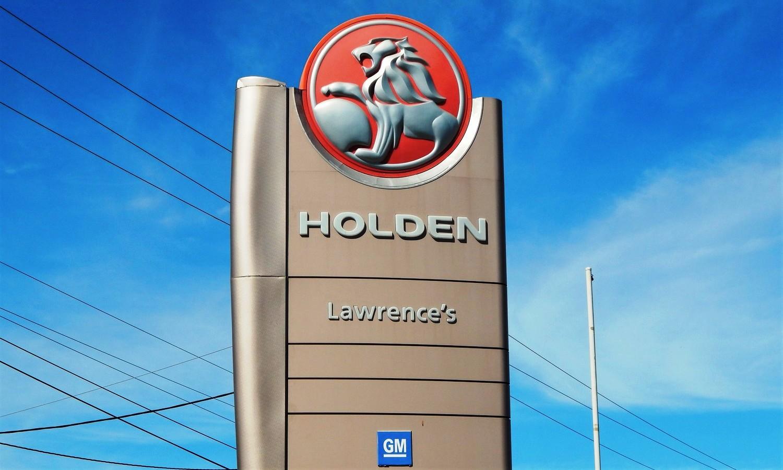 General Motors - Holden - logo