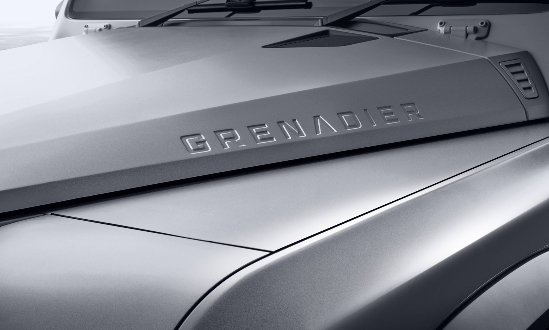 Ineos Grenadier - INEOS Automotive