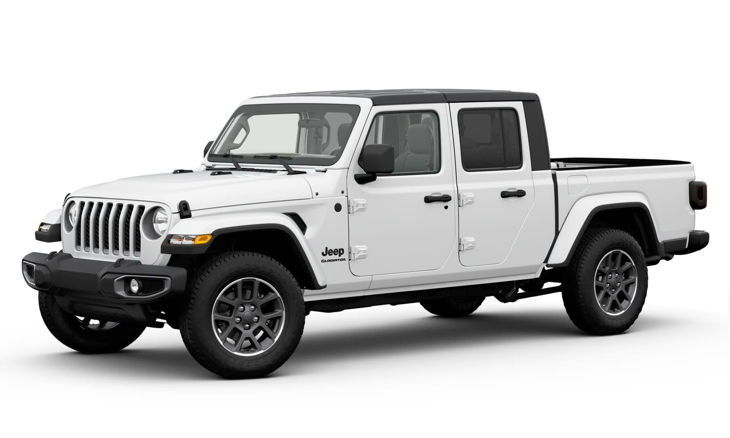 Jeep Gladiator Altitude 2020 front
