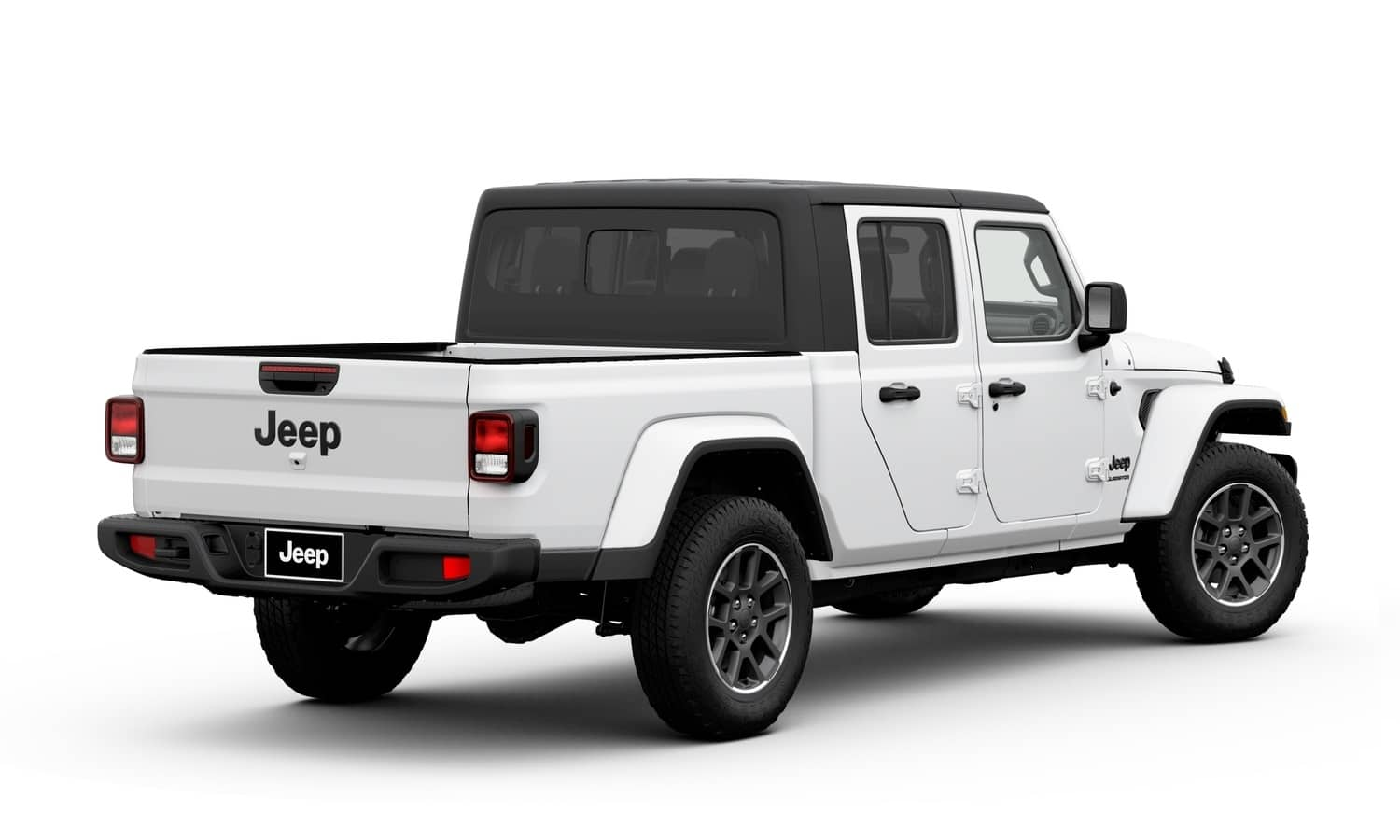 Jeep Gladiator Altitude 2020 rear