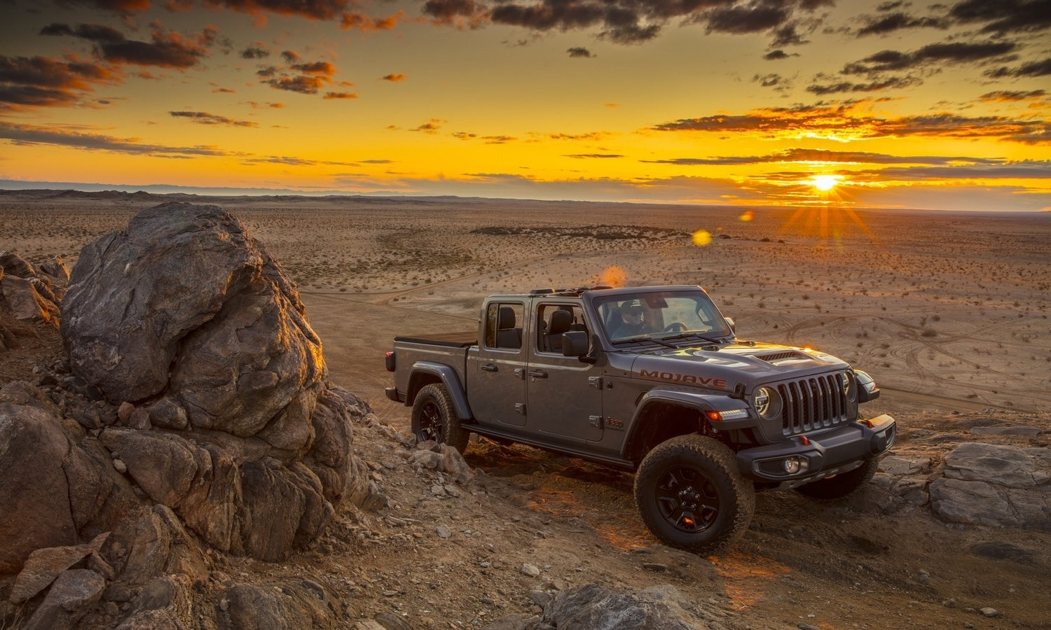Jeep Gladiator Mohave