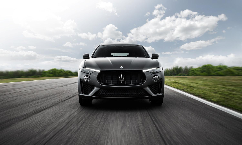 Maserati Levante Trofeo front