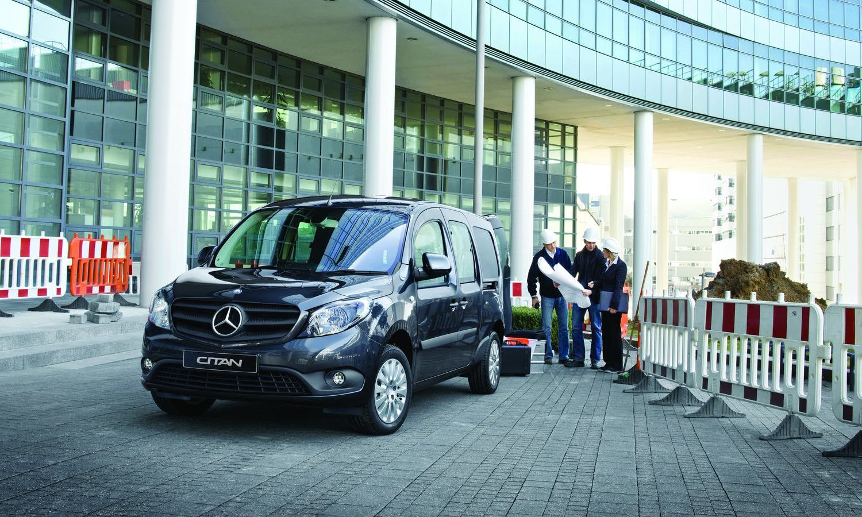 Mercedes-Benz Citan 2012