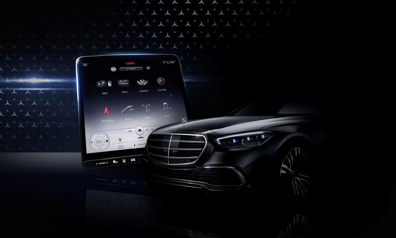 Mercedes-Benz Clase S (W223) My MBUX