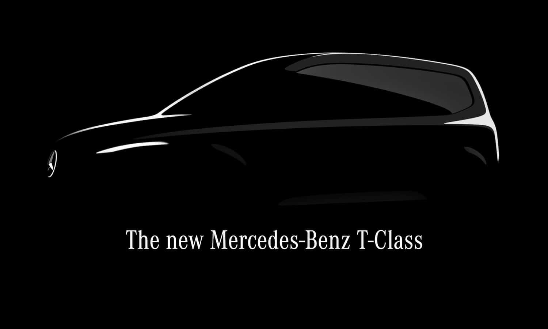 Mercedes-Benz Clase T teaser