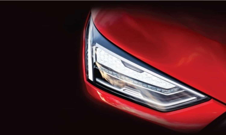 Nissan Magnite B-SUV 2020 front teaser