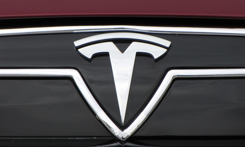 Tesla Model S logo