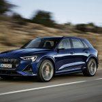 Audi e-tron S dinámica